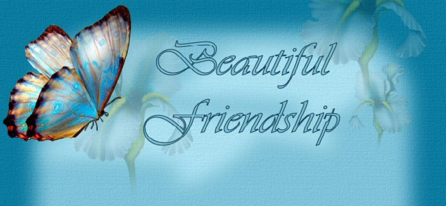 Beautiful friendship pics