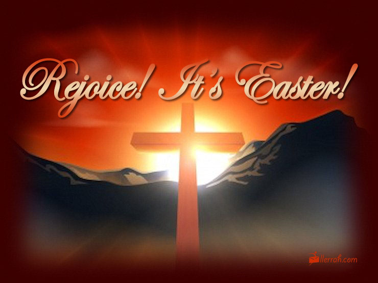 Rejoice It's Easter