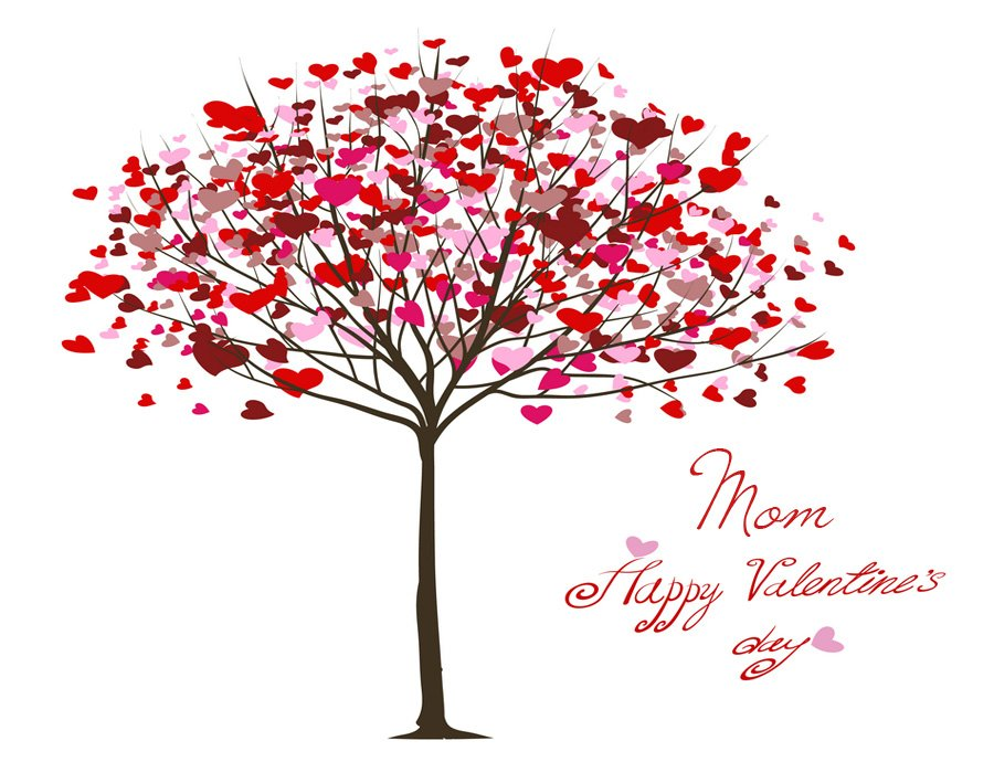 Happy Valentines Day Mom – Valentines Cards for Mom