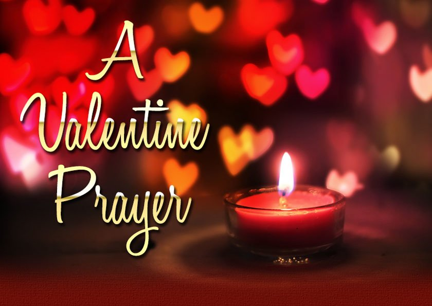 Valentine Prayer