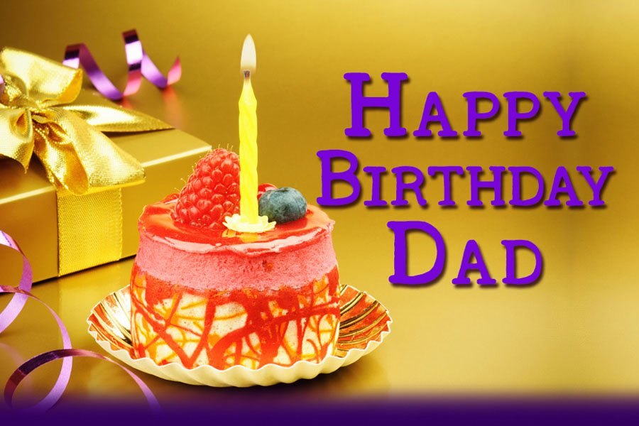 Happy Birthday Wishes for Dad Card from Llerrah Ecards: https://llerrah.com/happybirthdaydad.htm