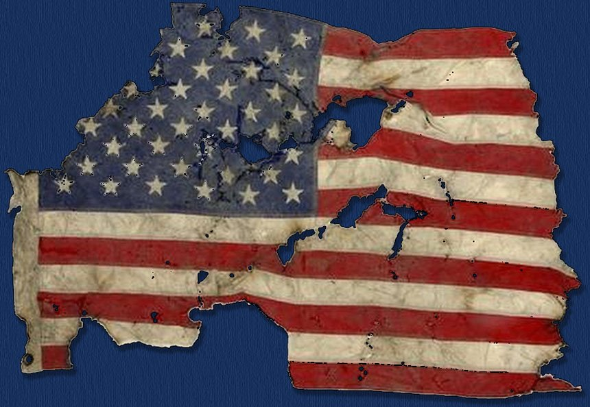 Ragged Old Flag