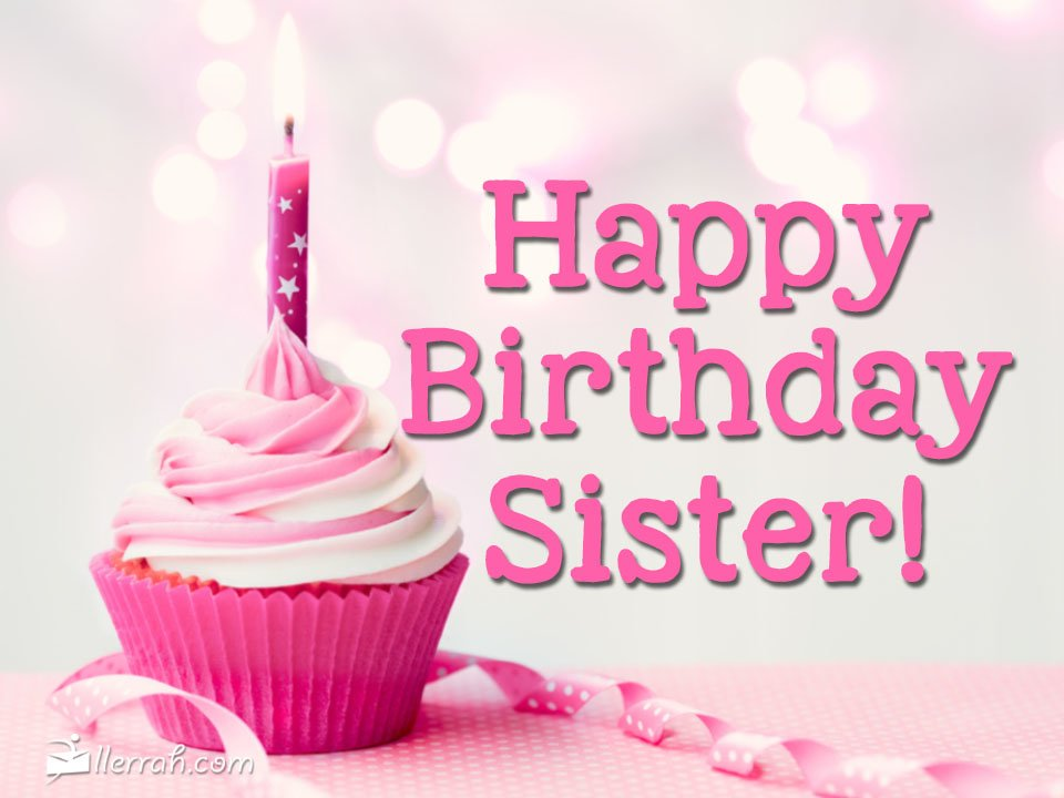 Home gt birthday postcards gt happy birthday sister