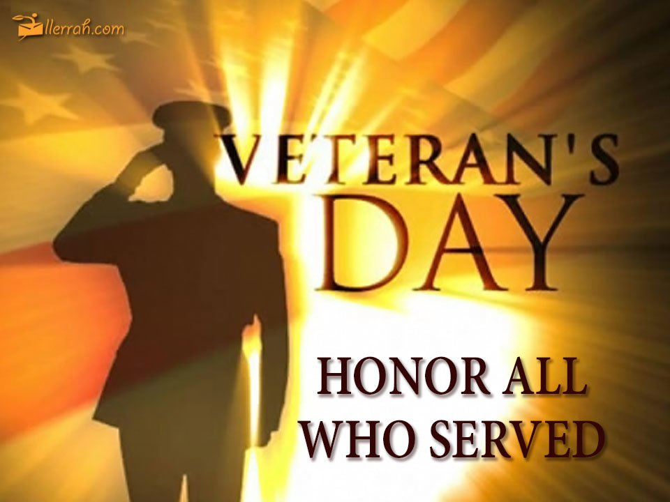essay on why we should honor veterans Why are veterans special essay contest veterans honor importance of veterans day, and why we should keep them in our prayers.