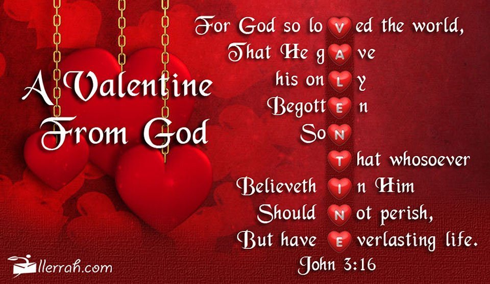 Image result for valentine God