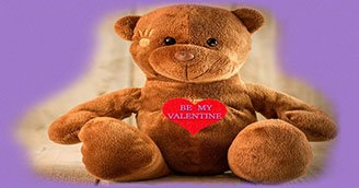 A Beary Happy Valentine's Day