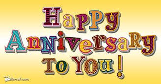 Happy Anniversary to You! (Postcard)