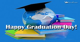 Happy Graduation Day! (Postcard)