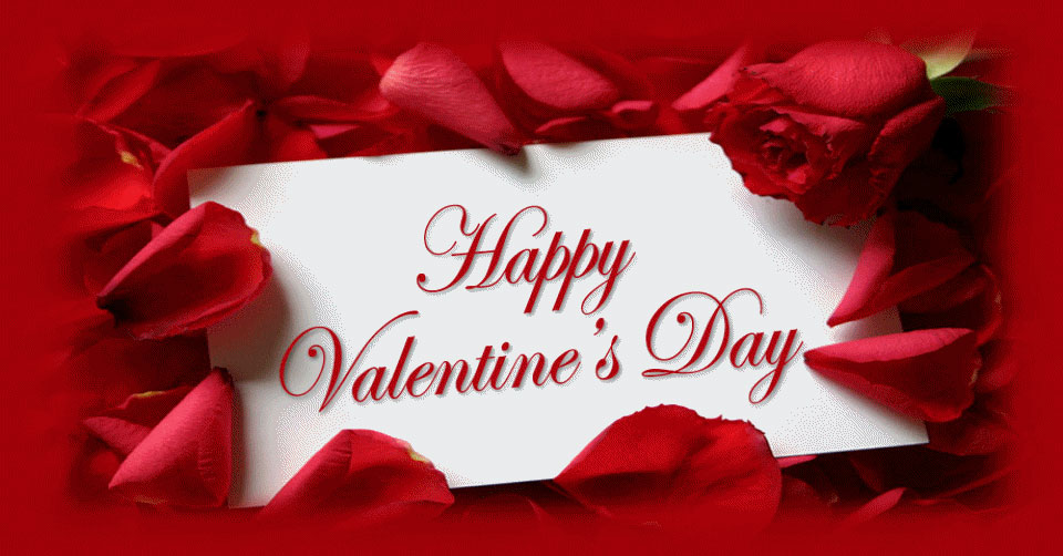 Happy Valentines Day to You – Valentine Cards Message