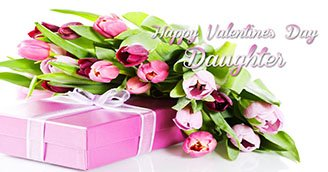 Happy Valentine's Day  Daughter