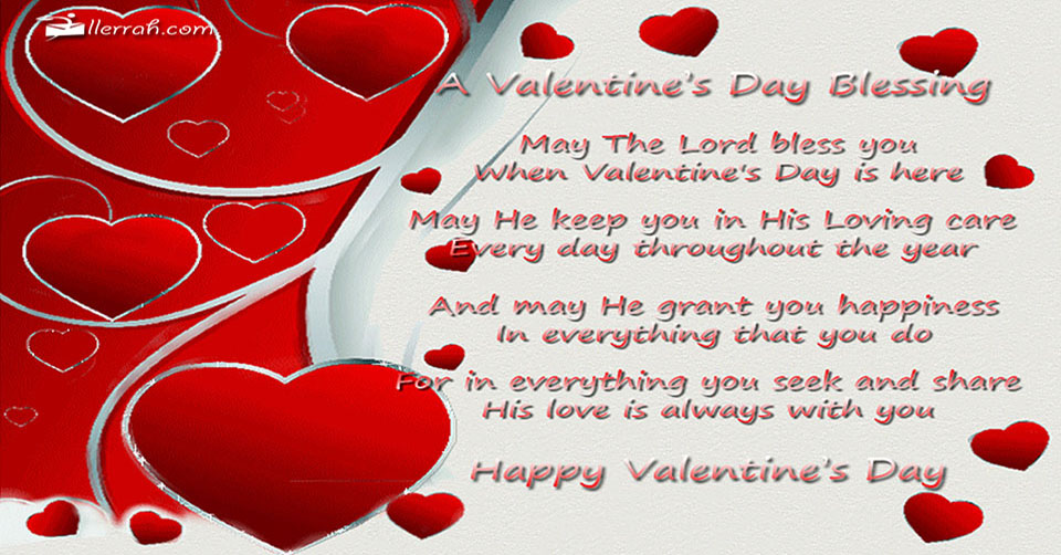 A Valentine Blessing