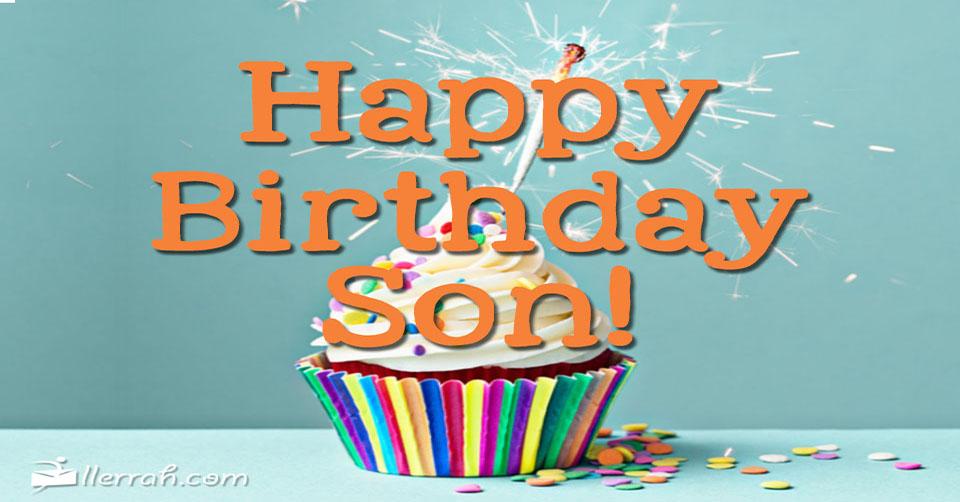 Happy Birthday Son – Happy Birthday Card to Son