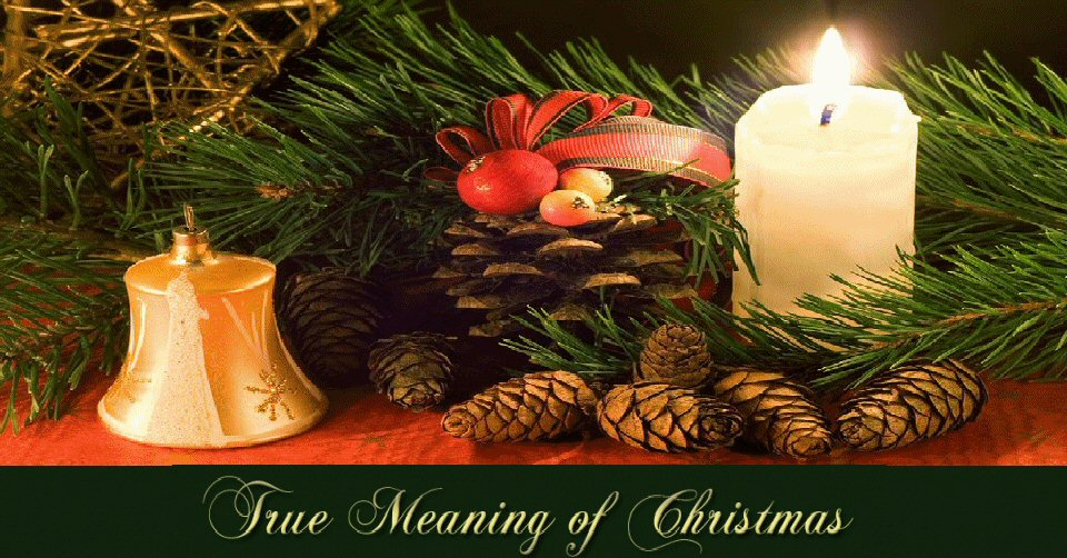 true meaning of christmasjpg - True Meaning Of Christmas